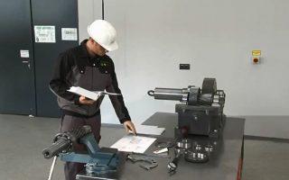 Cung cấp và lắp đặt hệ thống bạc đạn cho công ty CP Bông Thiên Hà